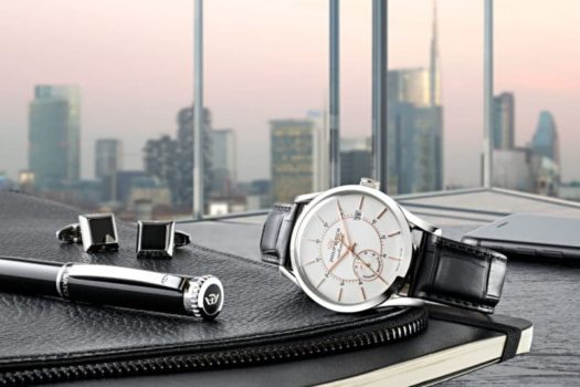 PHILIP WATCH SUNRAY AUTOMATIC POWER RESERVE