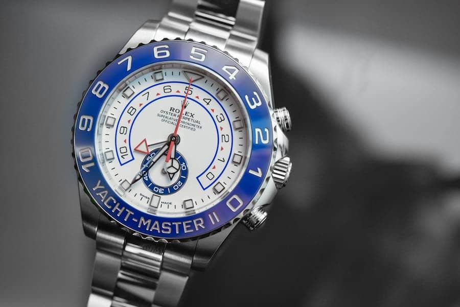 Recensione Rolex Yacht-Master 2