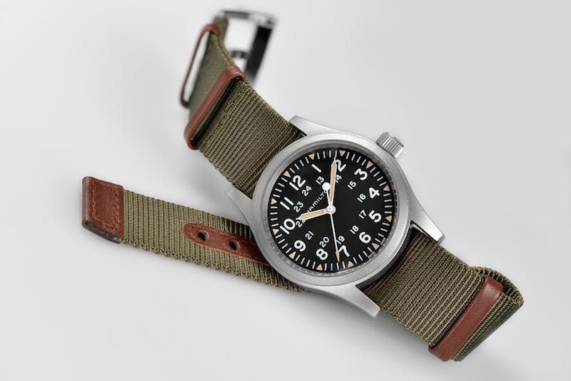 Hamilton Khaki Field Mechanical con cassa da 38 mm