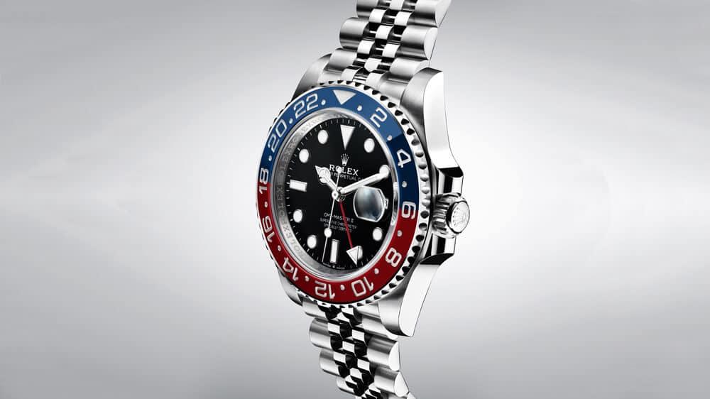 Orologio Rolex GMT Master II Pepsi 126710 BLRO