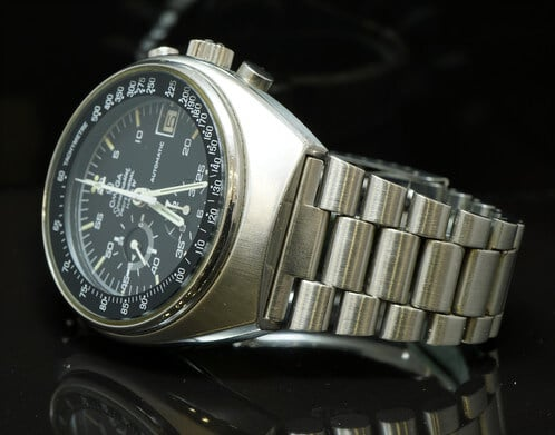 1973 Omega Speedmaster Professional Mark IV ref. ST 176.0009