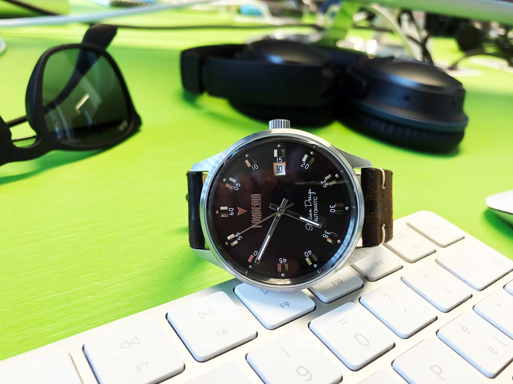 Recensione FONDERIA THE ALCHEMIST AUTOMATIC P-9A012USN