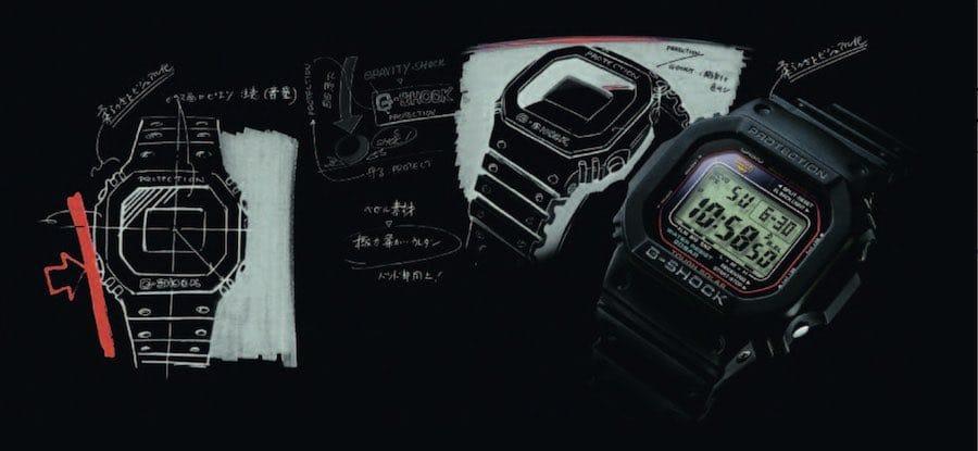 Casio G-Shock del 1983