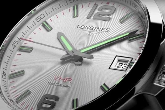 "LONGINES CONQUEST VHP – ""VERY HIGH PRECISION"""