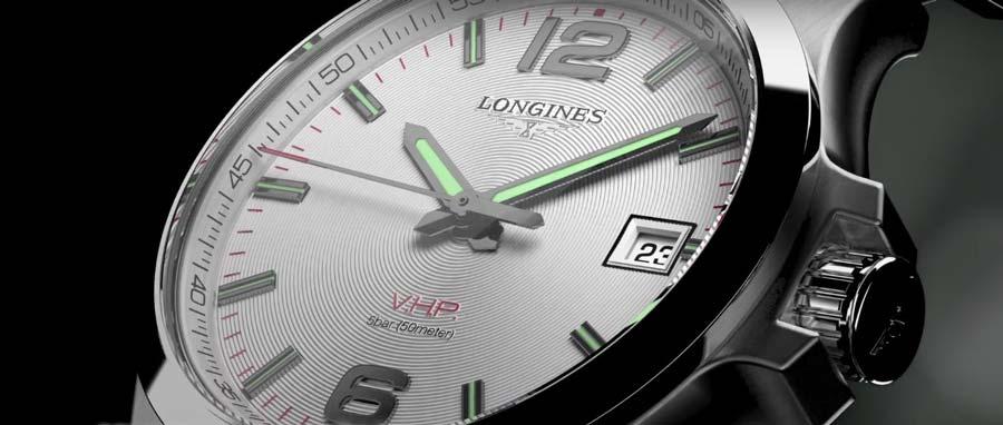 orologi Longines Conquest V.H.P