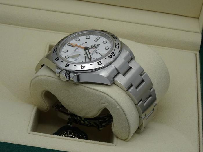 Rolex Explorer 2 42mm