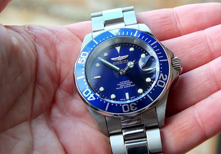 Recensione Invicta 9094 Pro Diver