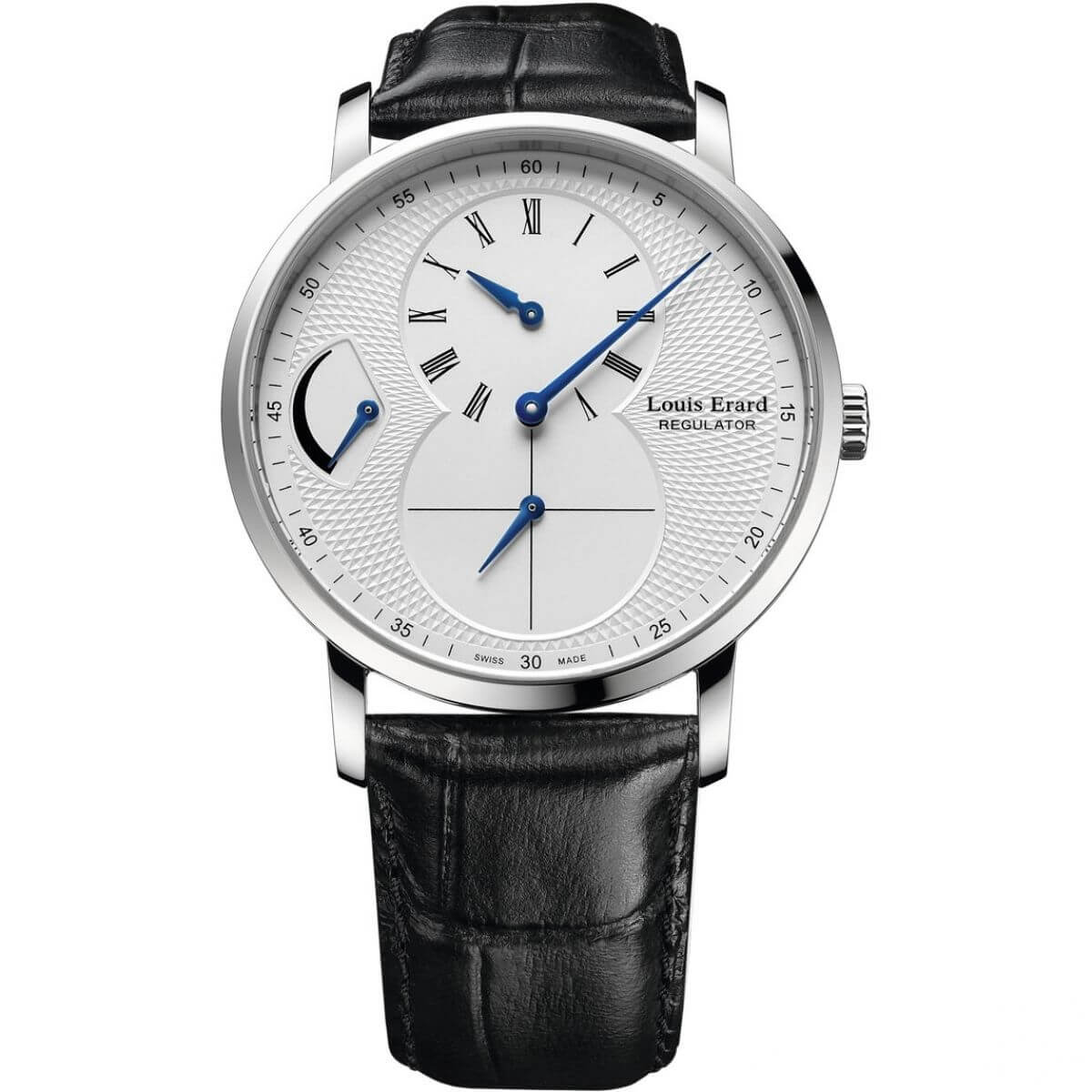 LOUIS ERARD Excellence Regulator Power Reserve