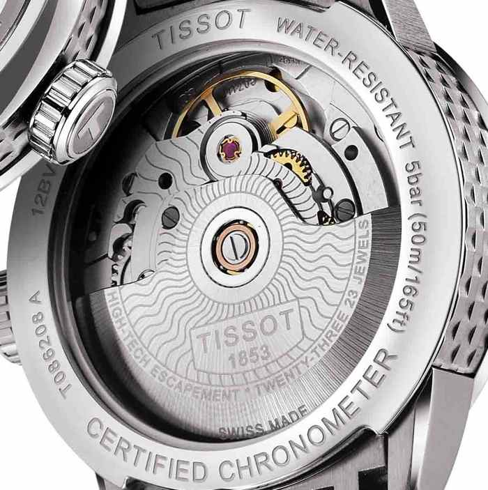 tissot powermatic 80 cosc