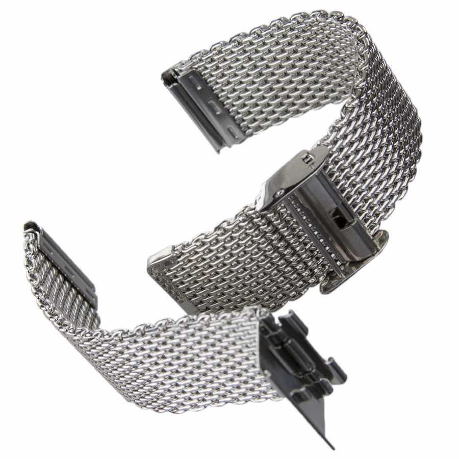 Cinturini maglia milanese