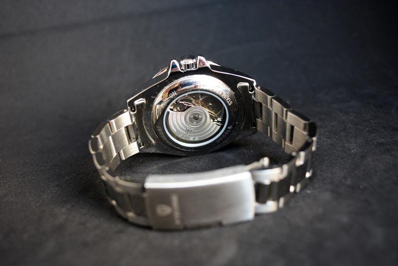 movimento automatico dell'orologio Tevise T801A