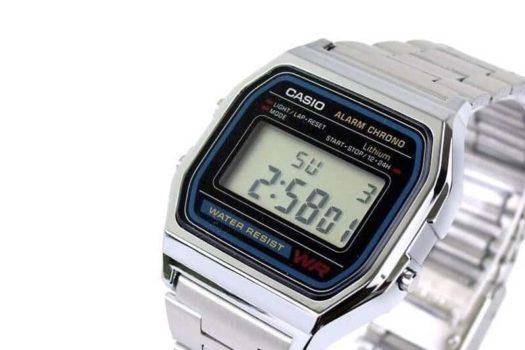 Il miglior orologio Casio Argento