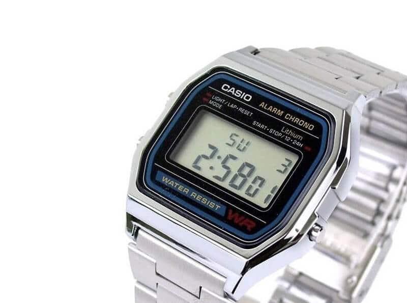 i migliori orologi casio argento