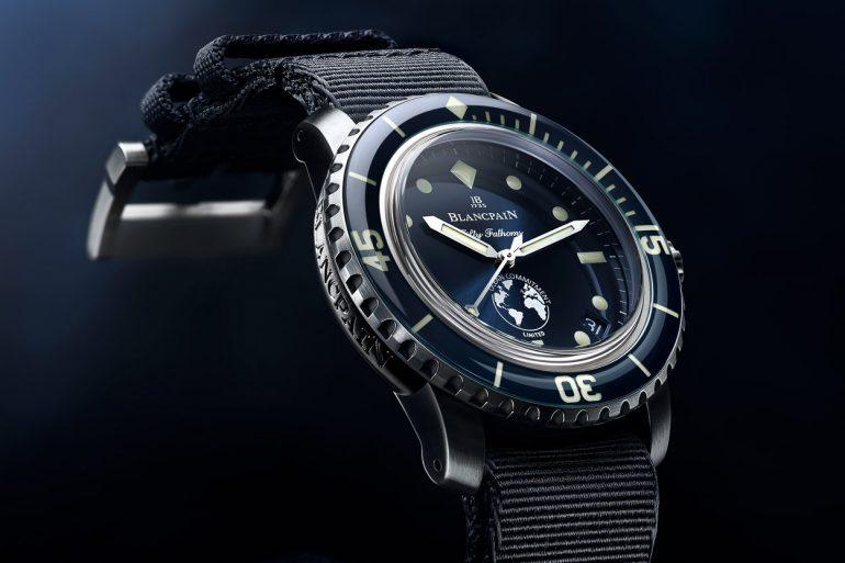 Orologio Sud Blancpain Fifty Fathoms Ocean Commitment III