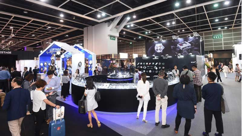 FIERA HONG KONG WATCH & CLOCK FAIR