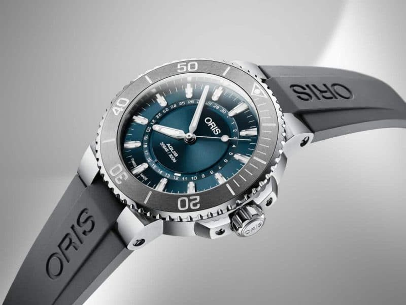 Oris Source of Life Limited Edition Aquis