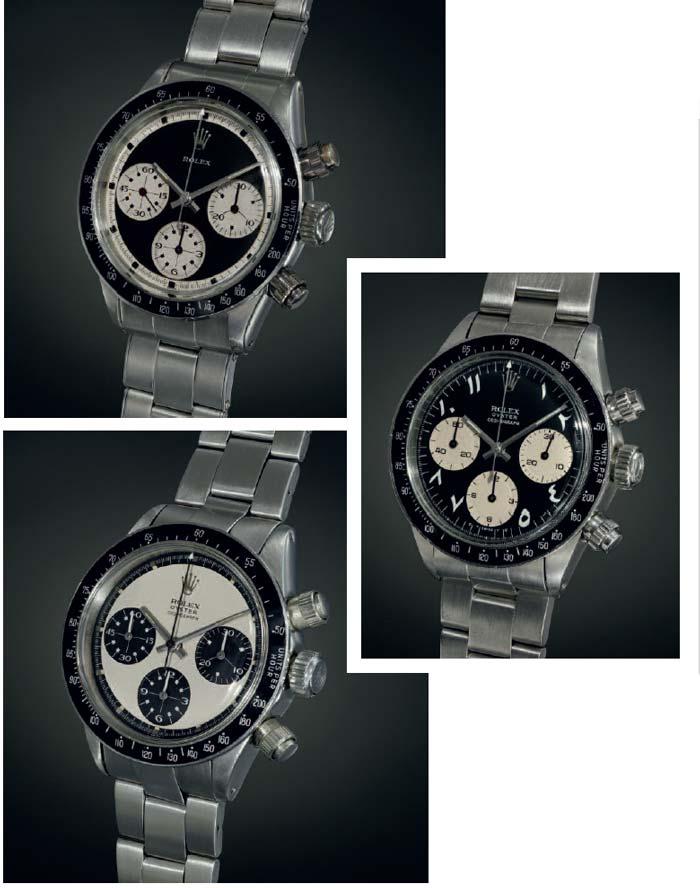 orologi Rolex all'asta Itineris