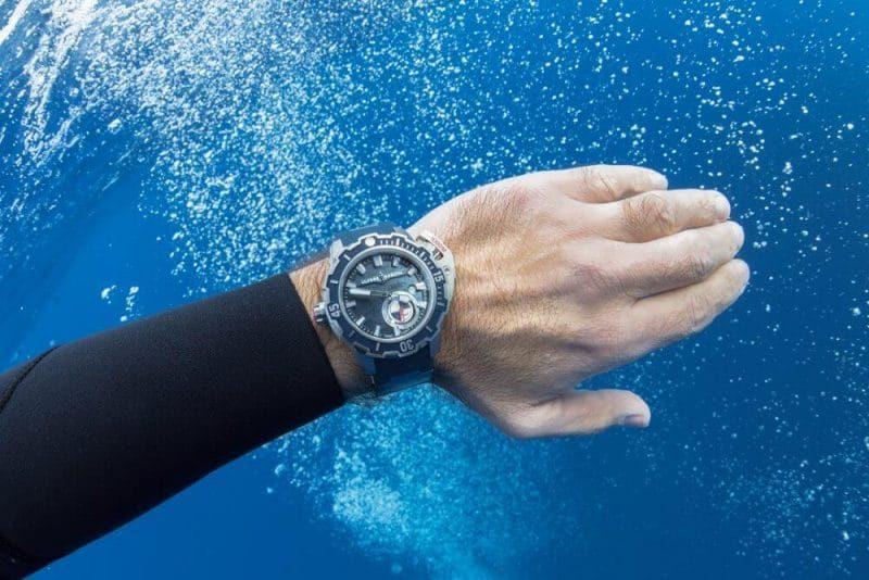 Ulysse Nardin Diver Deep Dive predentato al SIHH 2018