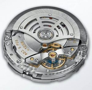 Movimenti calibro 9001 Rolex
