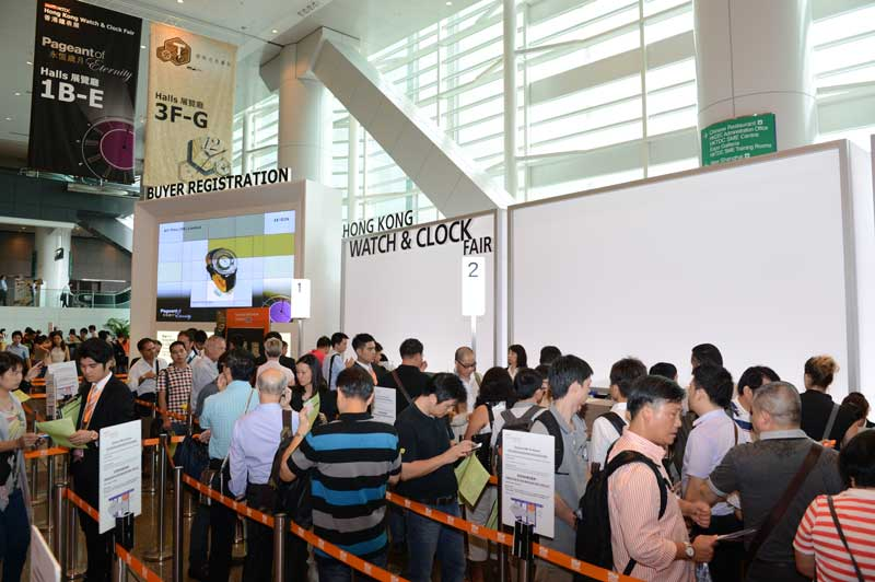 INFO HONG KONG WATCH & CLOCK FAIR