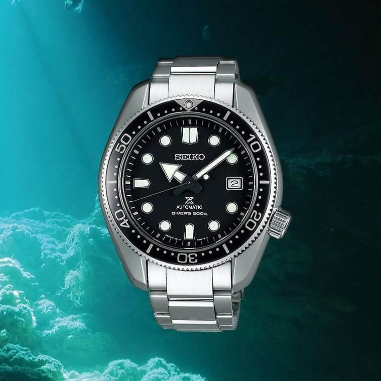 orologi subacquei seiko PROSPEX AUTOMATICO DIVER'S RE INTERPRETATION 1968
