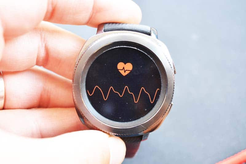 Funzione Cardiofrequenzimetro