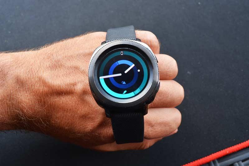 Opinione Samsung Gear Sport