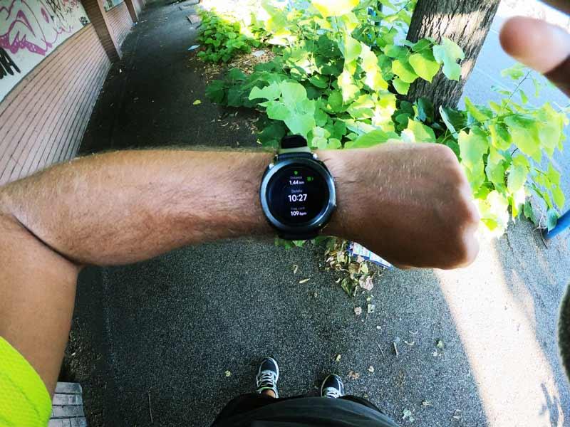 Recensione Samsung Gear Sport Smartwatch