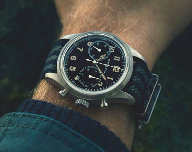 orologio 1858 Automatic Chronograph