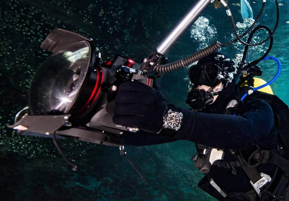 RECENSIONE BR 03-92 Diver