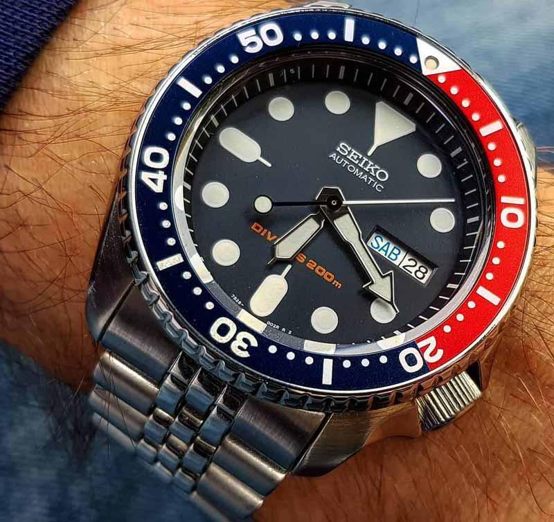 orologio seiko subacqueo 009