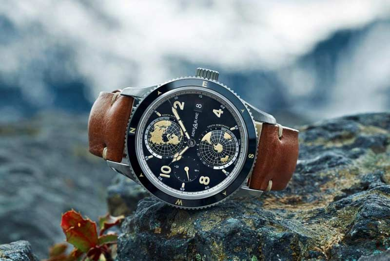Orologi Montblanc 1858 Geosphere Limited Edition