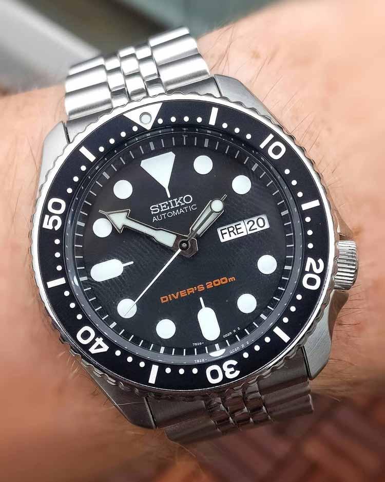 Seiko Diver's SKX007K2 Recensione