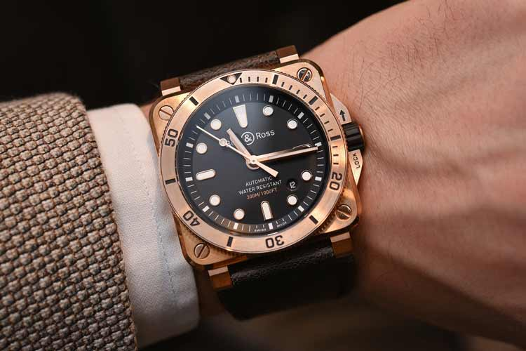 Bell and Ross BR-03-92 Diver Bronze