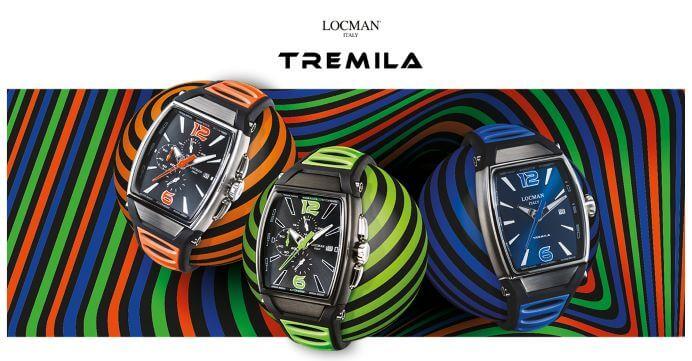 Recensioen Locman Tremila