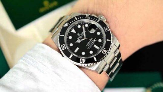Recensione Rolex 116610LN