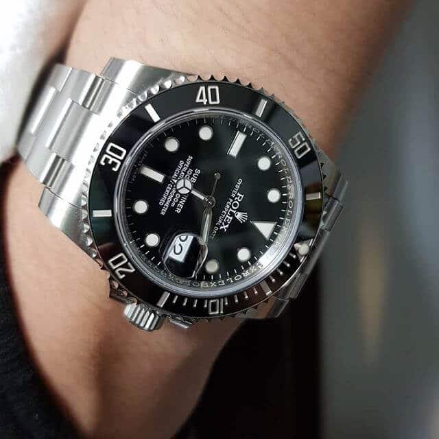 Rolex Submariner 116610LN Ghiera Ceramica Quadrante Nero