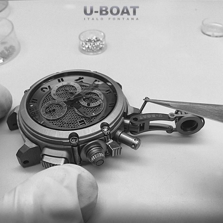 Recensione U-Boat watch