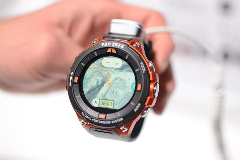 casio smartwatch Casio Pro Trek WSD-F20