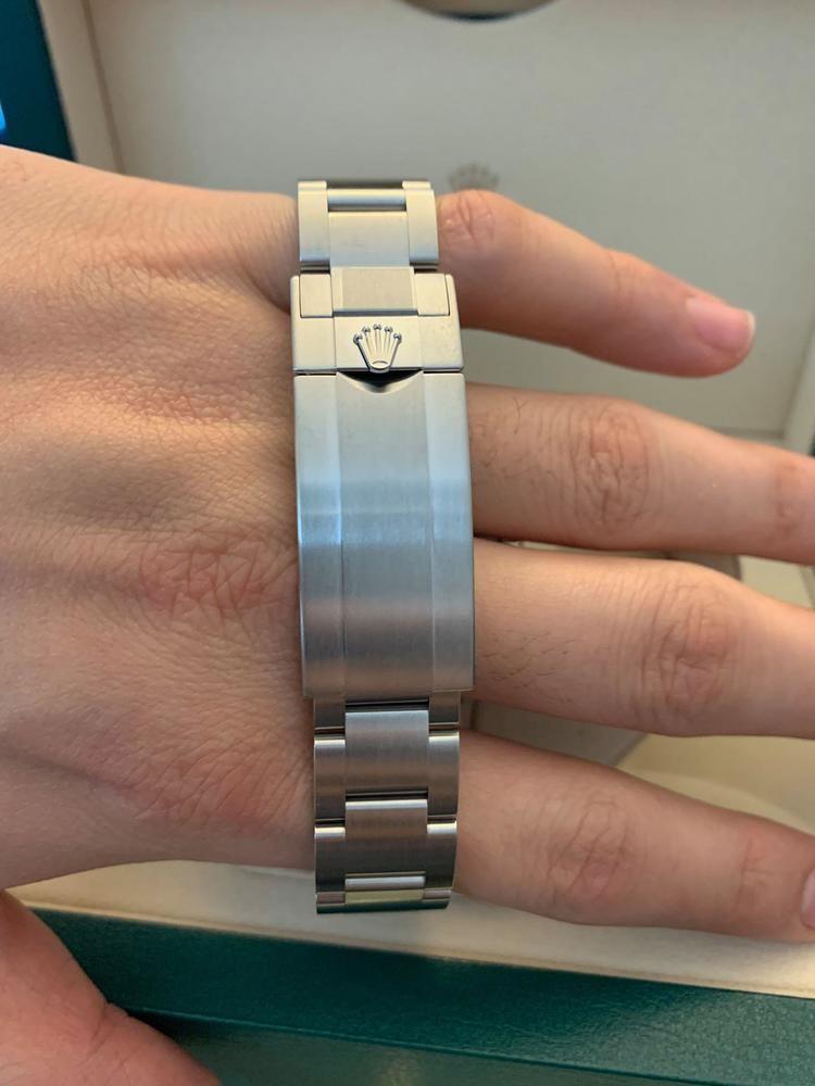 cinturino Rolex Oyster