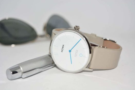 Nowa Watch – Design Minimal dal cuore Smart