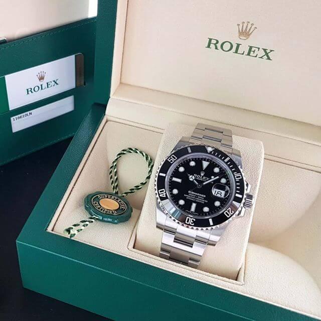 Rolex 116610LN prezzo