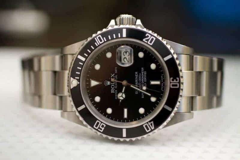 5 Validi motivi per comprare un Rolex Submariner