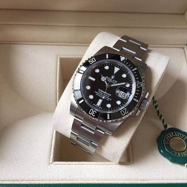 Rolex Submariner Date - Ref. 116610LN