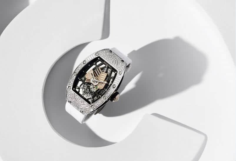 Richard Mille RM 71-01 Automatic Tourbillon Talisman
