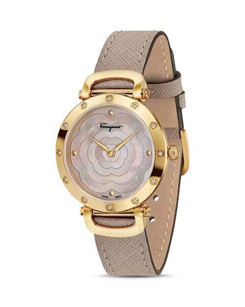 Ferragamo Style Watch, 34mm