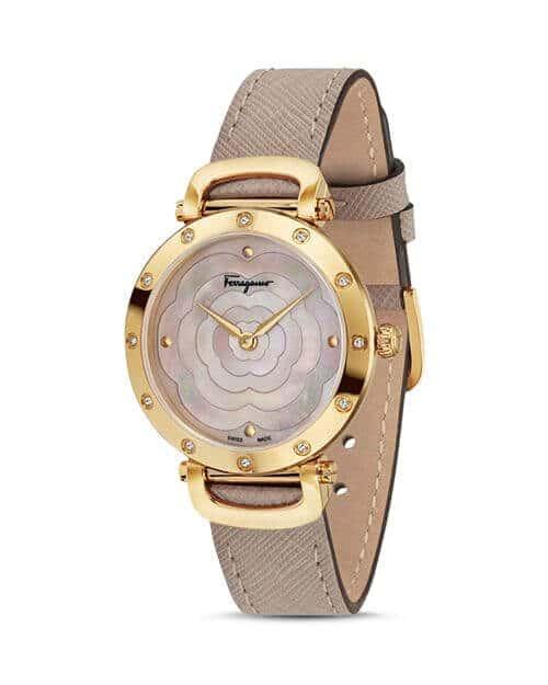 Ferragamo Style Watch, 34mm