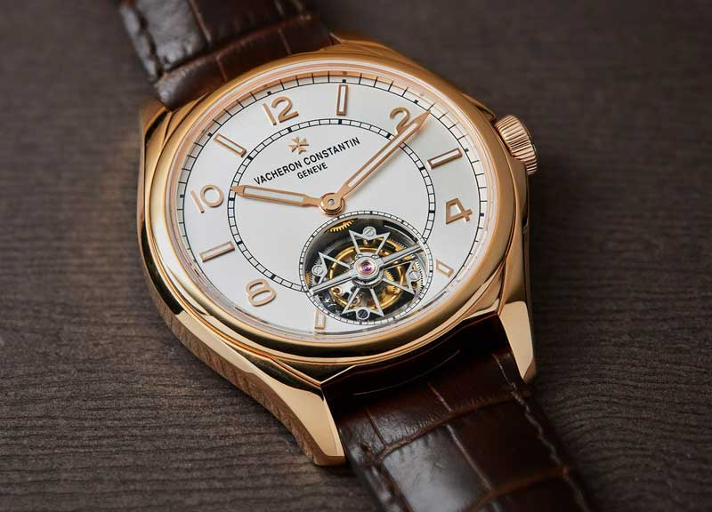 Recensione Vacheron Constantin Tourbillon Fiftysix