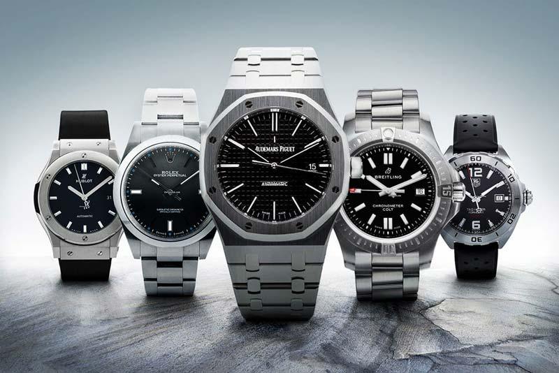 Le migliori marche di orologi svizzeri