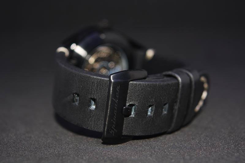 cinturino in pelle da 22 mm di spessore
